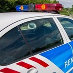 Meghalt egy ember egy balesetben az M1-M7 Budapestről kivezető szakaszán