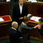 Beköszöntött a tavasz a Parlamentben