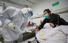 Koronavírus: újabb országban halt meg olyan beteg, aki nem is járt Kínában