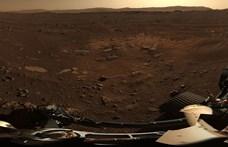 Ez történt: Lenyűgöző fotókat kaptunk a Marsról