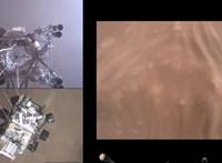 Történelmi videó: így nézett ki a Perseverance landolása a Marson