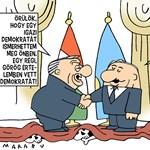 Marabu FékNyúz: Orbán Viktor barátok közt