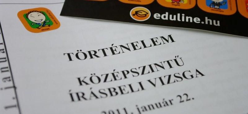 Eltörölnék a kötelező történelemérettségit a szakközépiskolákban - tiltakozik a TTE