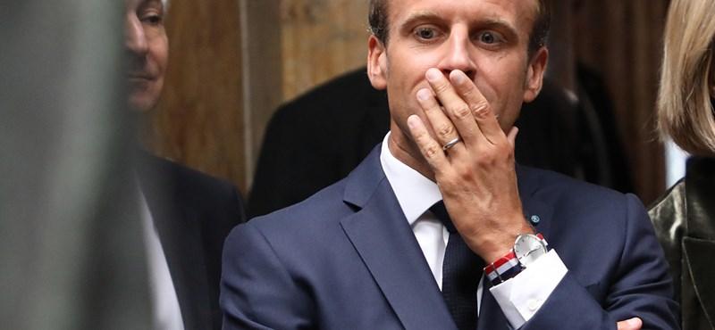 Francia krízis: a baloldal kormányt buktatna