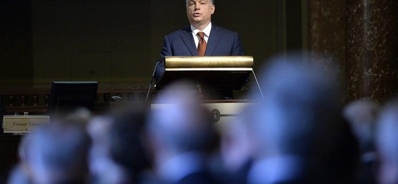 Orbánt is meglepte a lesújtó GDP-adat, válságértekezletet rögtönzött