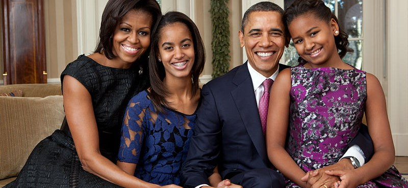 Na, milyen nyári munkát talál az ember, ha az apukája az USA elnöke?