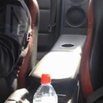 Apa és kislánya egy 1000 lóerős Nissan GT-R-ben - videó