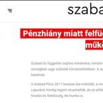 Pénzhiány miatt felfüggeszti működését a Szabad Pécs