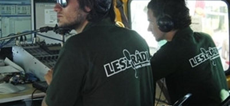 Egyéves a LeszRádió