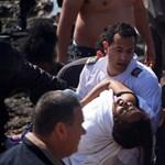 Tragédia, tüntetés és nyilvános bukás - ez volt a hét képekben