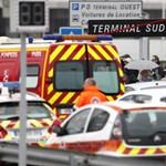 Részeg volt és drogozott a párizsi reptéri lövöldöző