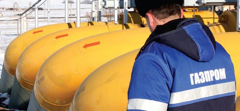 Többmilliárdos Gazprom-beruházás a cseppfolyósított földgáz üzletbe