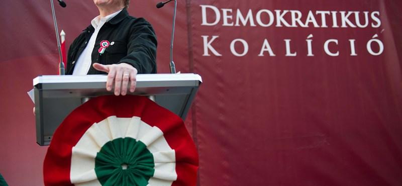Feljelentették Gyurcsányt március 15-i beszéde miatt