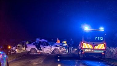 Halálos baleset történt Jakabszállásnál