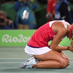 Történelmet írt a Puerto Ricó-i teniszező