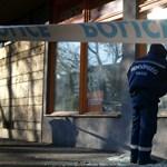 Betörték egy Fidesz-iroda ablakát a Váci úton