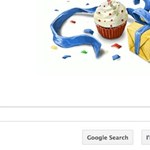 Személyre szabott szülinapi Google Doodle