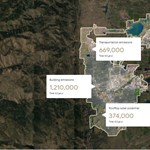 A Google Maps már azt is megmutatja, milyen gyorsan tesszük tönkre a Földet magunk körül