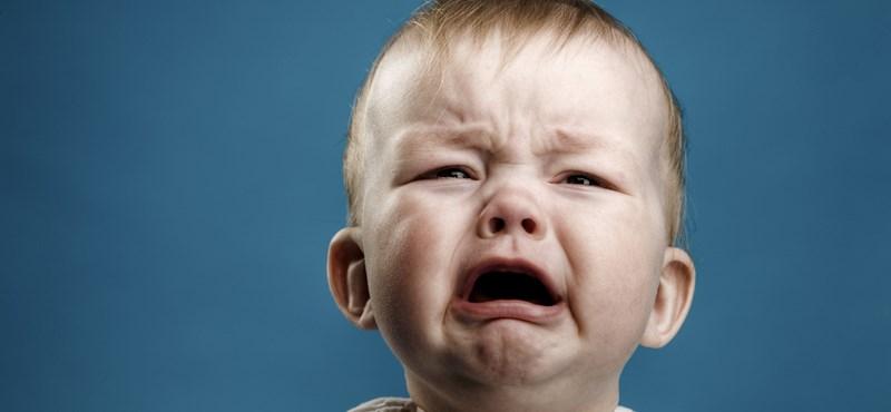 Ön kitalálja, miért sír a kisbabája?