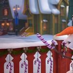 Saját kisfilmet kap a Jégvarázs hóembere - trailer