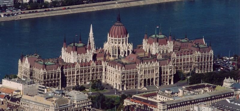 Mennyit érhet a Parlament épülete?