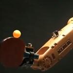 Ezt látni kell: pingpong-meccs a bajnok és egy robot között