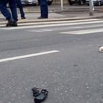Instant karma: autó ütötte el a menekülő bankrablót Kőbányán