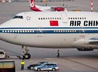Csak péntekenként repül már az Air China Budapestre