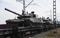 130 ezer katona részvételével tartanak hadgyakorlatot Oroszország és szövetségesei