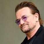 Bush-medált akasztottak Bono nyakába Dallasban