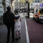 Koronavírus: rengetegen haltak meg franciaországi idősotthonokban