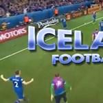 EURO 2016: Ha az izlandi mesét a Disney mutatná be – videó