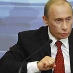 Putyin kiállt az internet szabadsága mellett