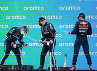 Hiába hajtott Verstappen, Hamilton nyerte a Spanyol Nagydíjat