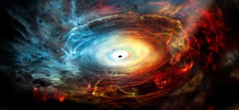 Tudományos szenzáció közeleg: először láthatunk meg egy fekete lyukat