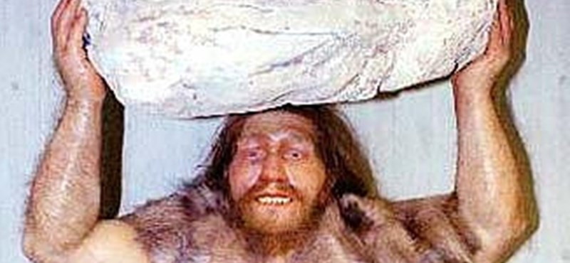 Meglepő dolog derült ki a neandervölgyi ember kihalásáról
