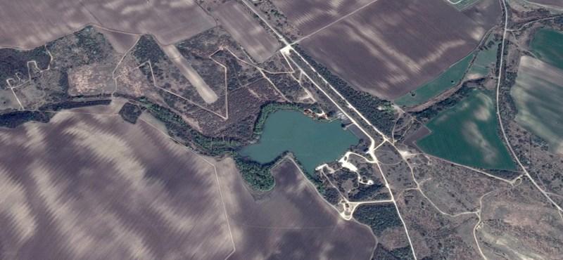 Mészáros Lőrinc fenséges üdülőhelyet csinált magának a tóból, ami korábban mindenkié volt