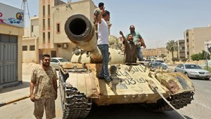 Líbia a törökök és az oroszok prédája lehet