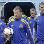 Sevcsenko balesetet szenvedett