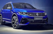 Alaposan megújult az Volkswagen Tiguan