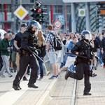 Megszólalt Merkel a chemnitzi tüntetésről