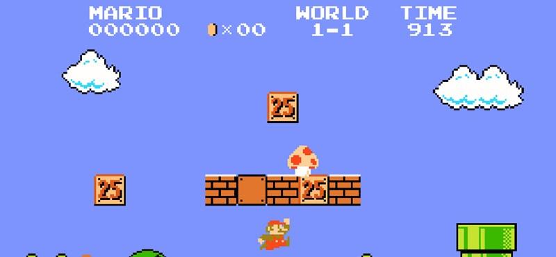 Beadta a derekát a Nintendo, mobilra jön Mario és a többiek