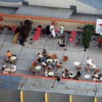 Az 5+3 legjobb tetőterasz Budapesten