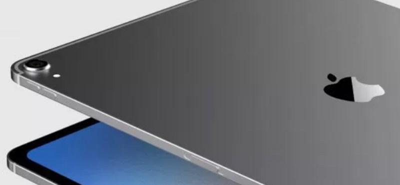 Itt a bizonyíték: új iPad érkezik
