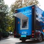 2500 településen nincs ATM, és a helyzet egyre romlik