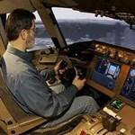 Retteg a magasban? Vezessen repülőt!