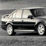 Az Opelek Szent Grálja: eladó egy történelmi jelentőségű Lotus Omega
