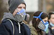 Ukrajnában már tilos arcmaszk nélkül utcára lépni, az időseknek kötelező az elszigetelődés