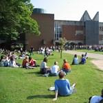 Sztrájkoltak a brit felsőoktatási dolgozók a bércsökkenés miatt