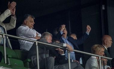 Orbán saját zsebből fizette, hogy megnézte a foci-vb döntőjét
